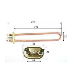 Heating element Water heater Hajdu 800W /K type