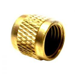 Threaded Cap for 1/4 SAE access valve