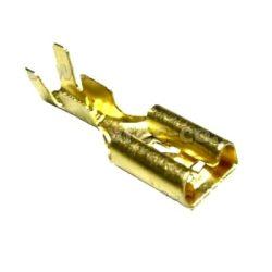 Cable lug 4,8mm