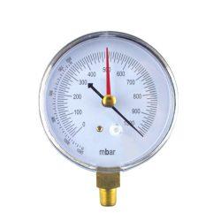 Vacuum meter D=80mm