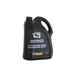 A/C cleaner for outdoor units