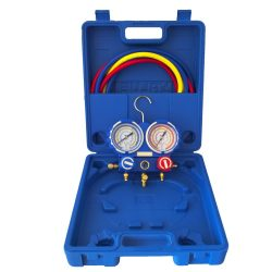 Manifold gauge VMG-2 R22-R134a-R404a-R407c VALUE