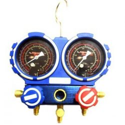 Manifold gauge VMG-2-R600a/R290 VALUE