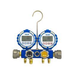 Manifold gauge VDG-4-S1 VALUE
