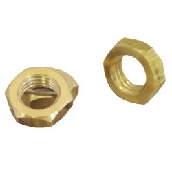 Water heating element relief M12 screw nut