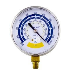 Vacuum meter Value D=80mm/ NPT 1/8"