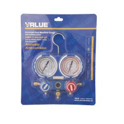 Manifold gauge VMG-2 R410a-04(Blister packing)VAE