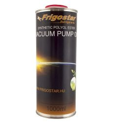 Vacuumpump Oil Frigostar  1,0 lit.