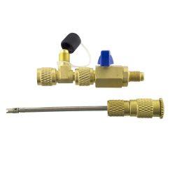 "Needle valve depressor digger 1/4"""