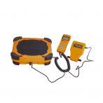 Digital scale with valve (100kg)Zero ZRS-220 C 1