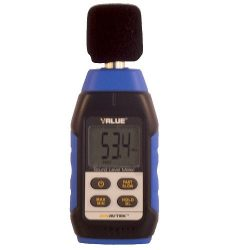 Sound level meter VMS-1 Value