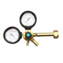 Pressure-relief for nitrogen gas 60BAR
