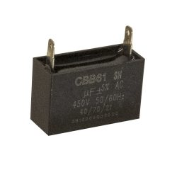 Cube Capacitor to fans 3uF