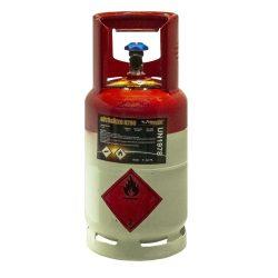 Refrigerant R290/5kg UN1965 with cylinder