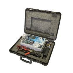 Refrigerant analizer to R1234YF and R134a
