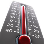 Thermostats, thermometers