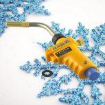 Soldering tools, materials